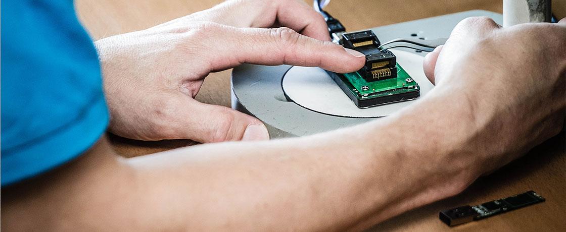 Memória kártya adatvisszaállítás menete