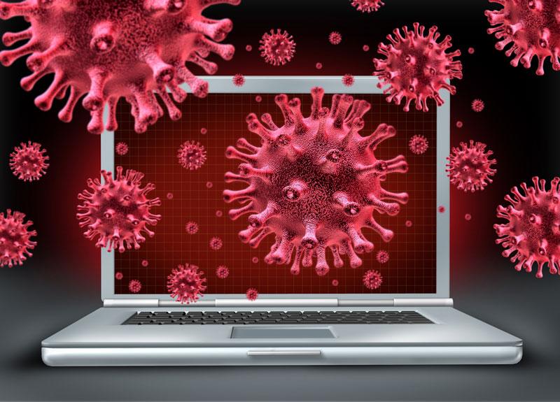 adatmentés zsaroló vírus esetén